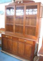 Lovely large Victorian 2 Height Pine Farmhouse Dresser  Lovely large Victorian 2 Height Pine Farmhouse Dresser