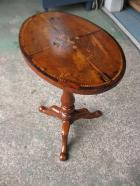 Victorian Cedar based Wine Table Victorian Cedar based Wine Table