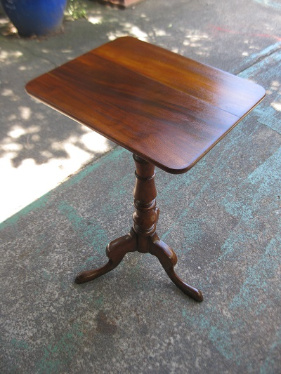 Victorian Walnut Wine Table
